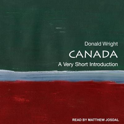 Canada: A Very Short Introduction Audiobook, by