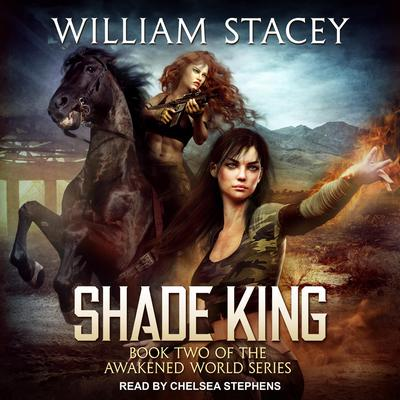 Shade King Audiobook, by William Stacey