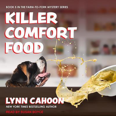 Killer Comfort Food Audiobook, by