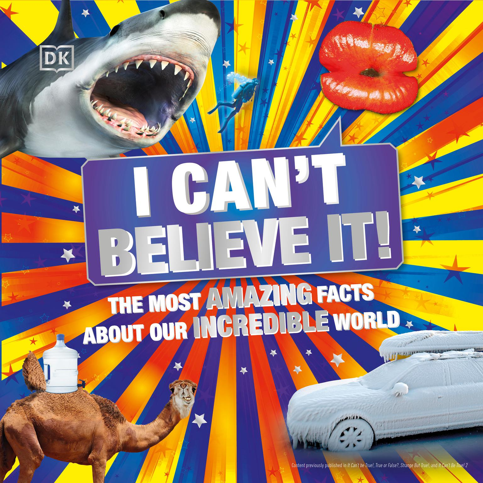 I Cant Believe It! Audiobook, by D K