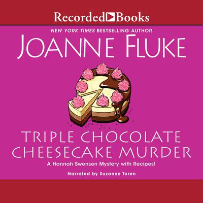 Triple Chocolate Cheesecake Murder Audiobook, by