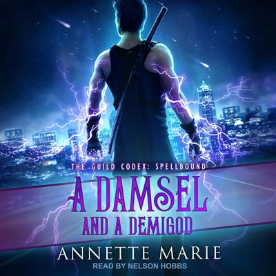 A Damsel and a Demigod Audiobook, by