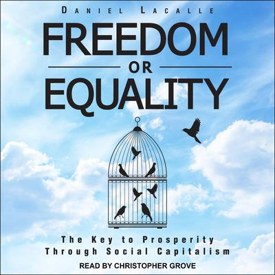 Freedom or Equality: The Key to Prosperity Through Social Capitalism Audiobook, by Daniel Lacalle