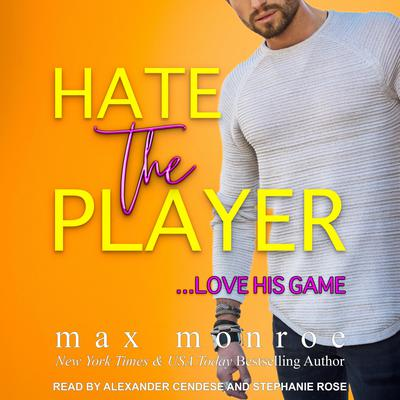 Hate the Player Audiobook, by
