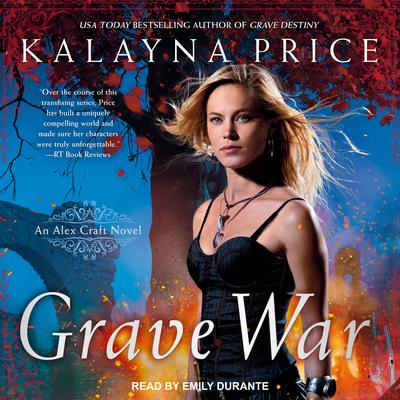 Grave War Audiobook, by