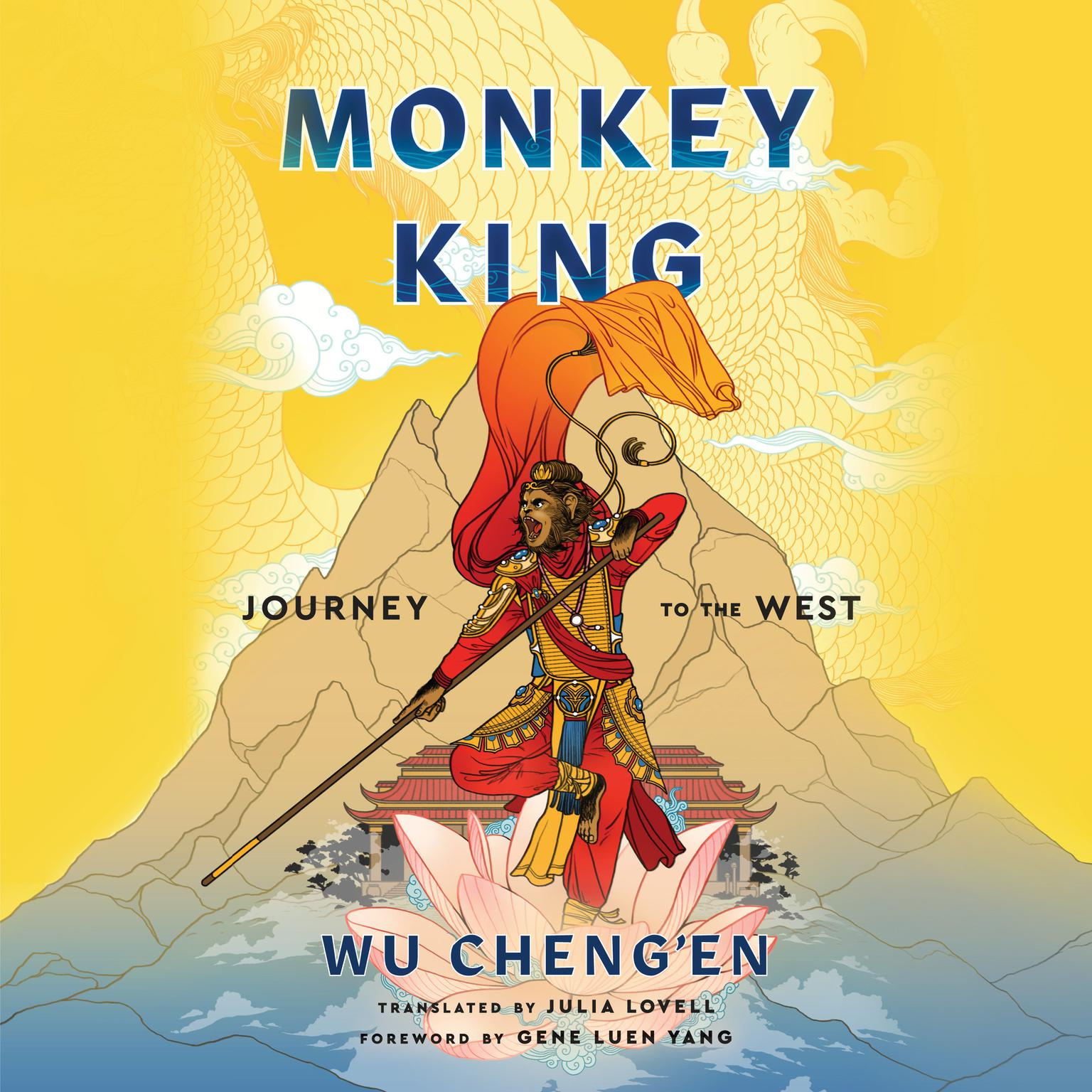 Monkey King: Journey to the West Audiobook, by Wu Ch'êng-ên