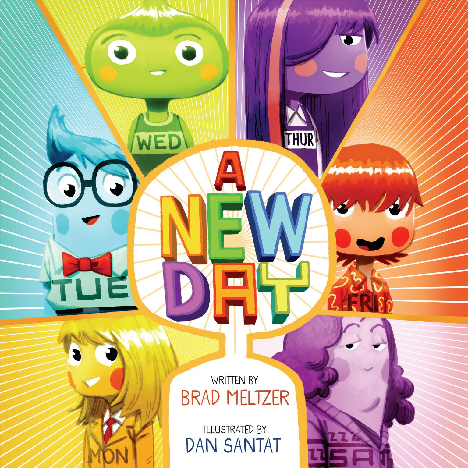 A New Day Audiobook, by Brad Meltzer