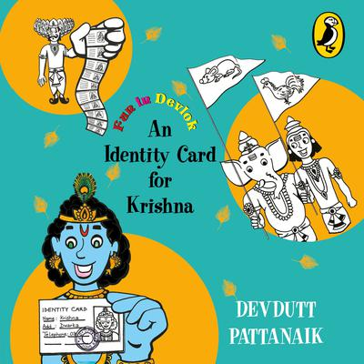 An Identity Card for Krishna Audiobook, by Devdutt Pattanaik