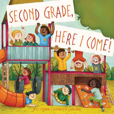 Second Grade, Here I Come! Audiobook, by D.J. Steinberg