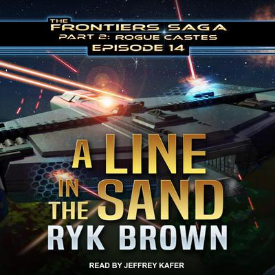 A Line in the Sand Audiobook, by