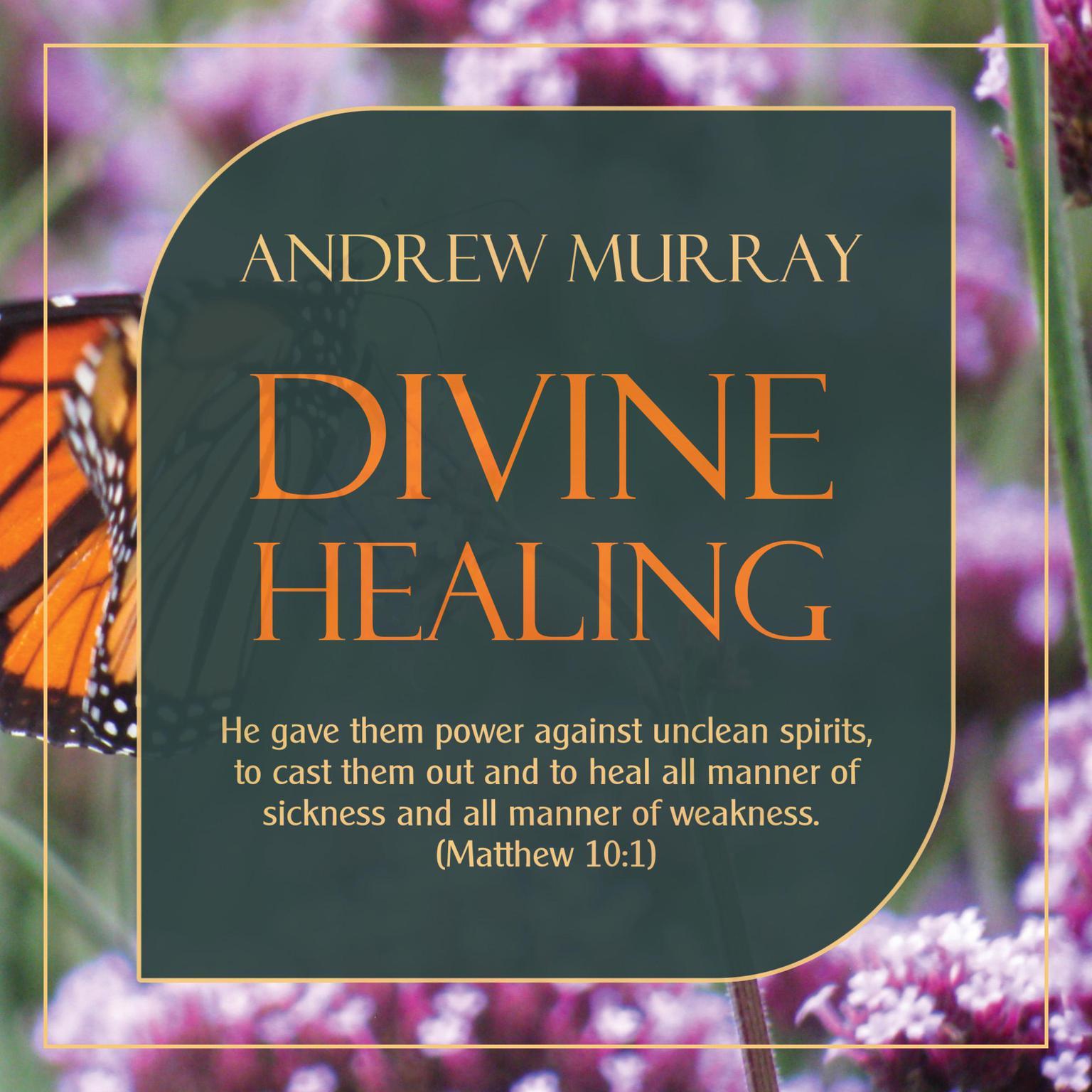 Divine Healing Audiobook, by Andrew Murray