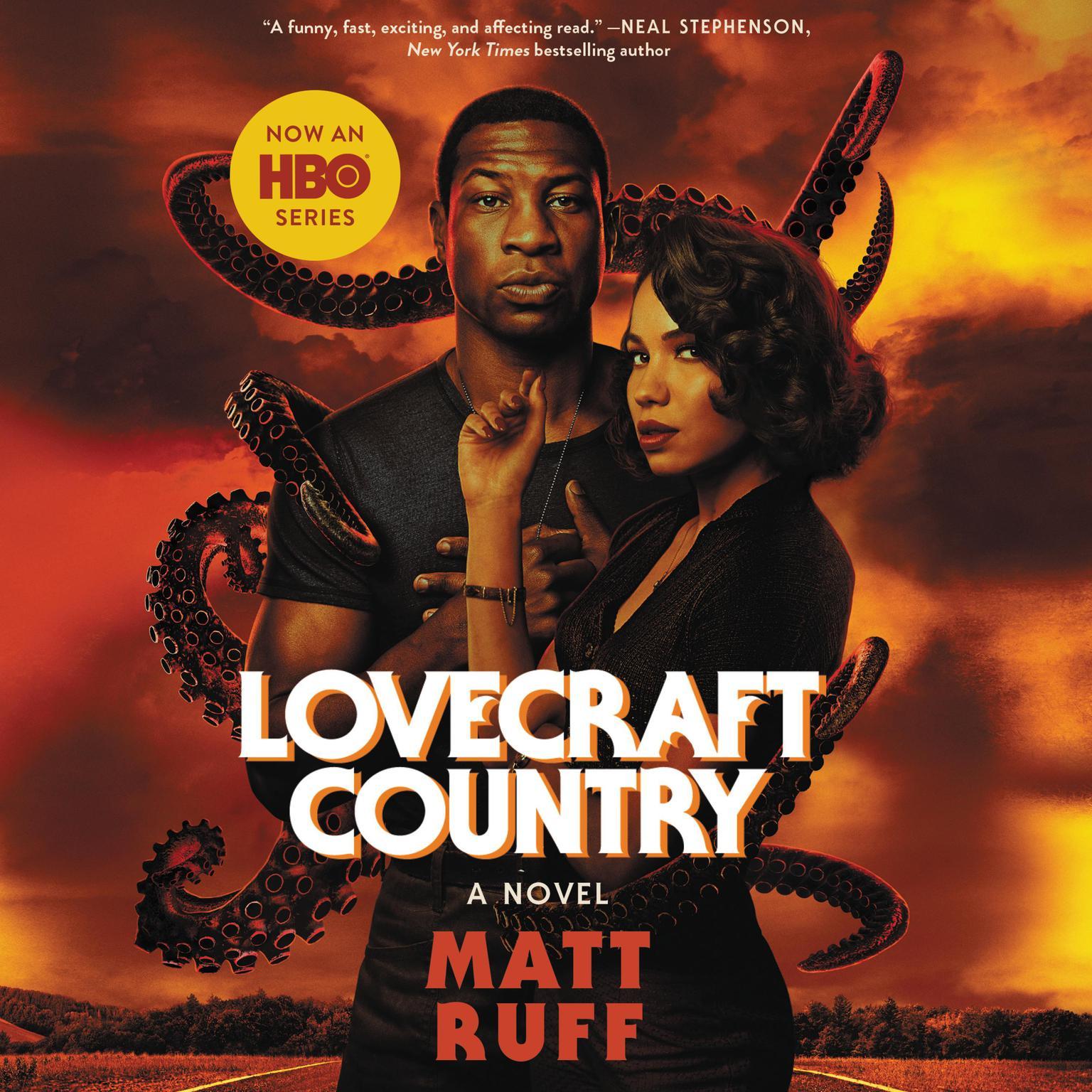 Lovecraft Country: A Novel Audiobook, by Matt Ruff