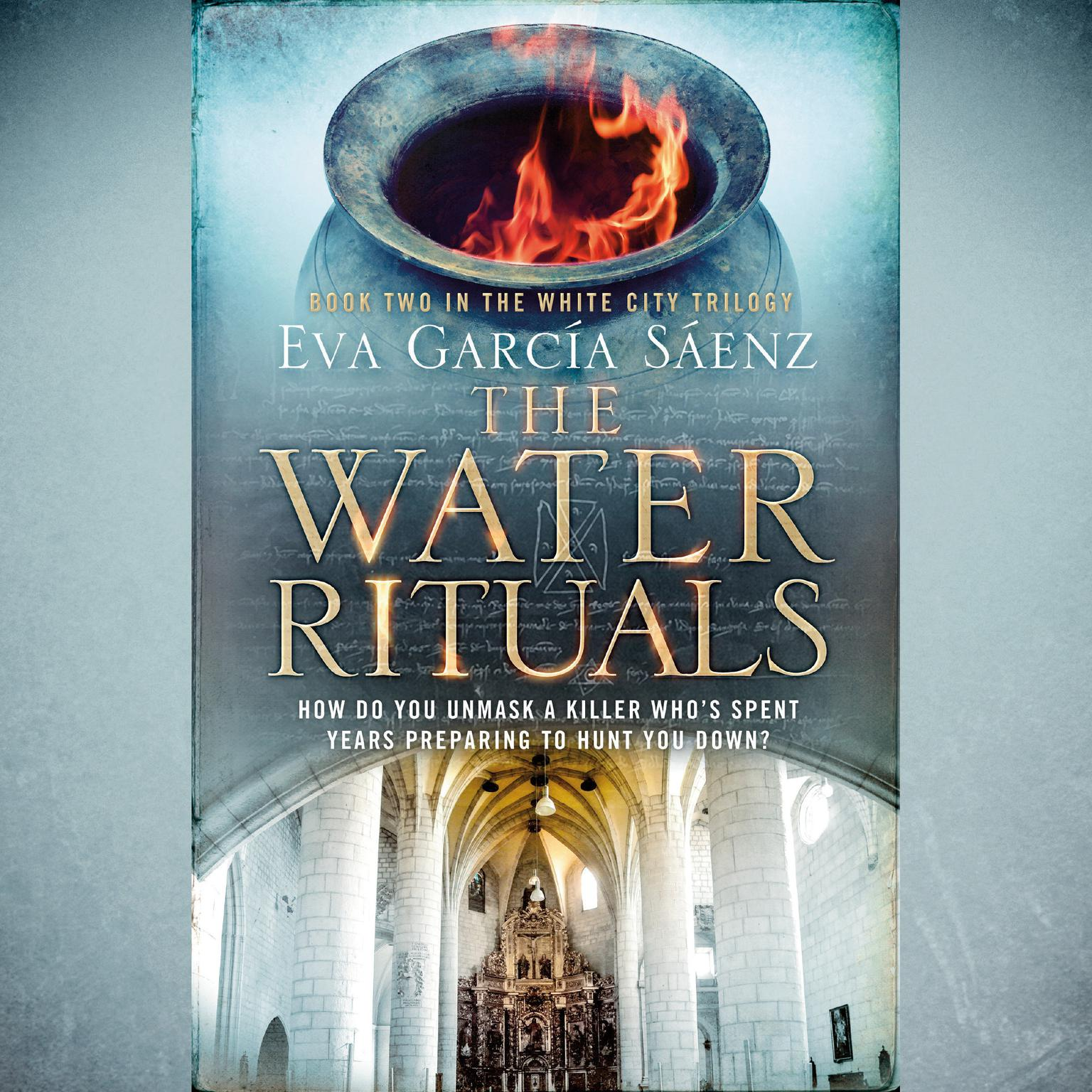 The Water Rituals Audiobook, by Eva Garcia Saenz