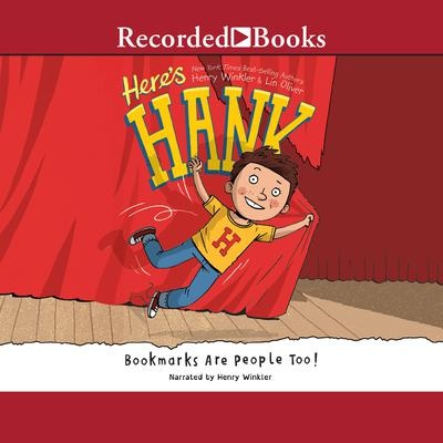 Bookmarks are People Too! Audiobook, by Henry Winkler