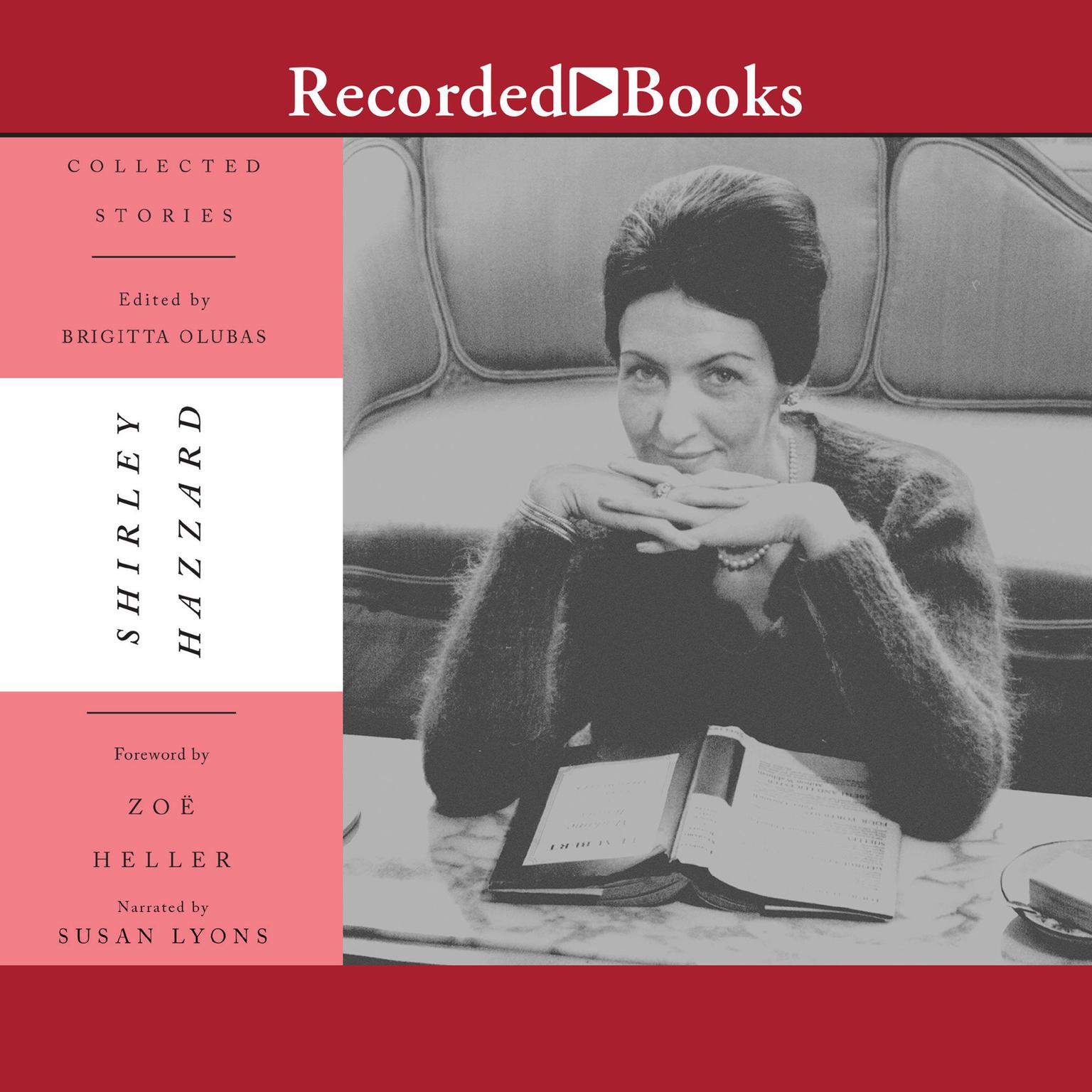 Collected Stories Audiobook, by Shirley Hazzard