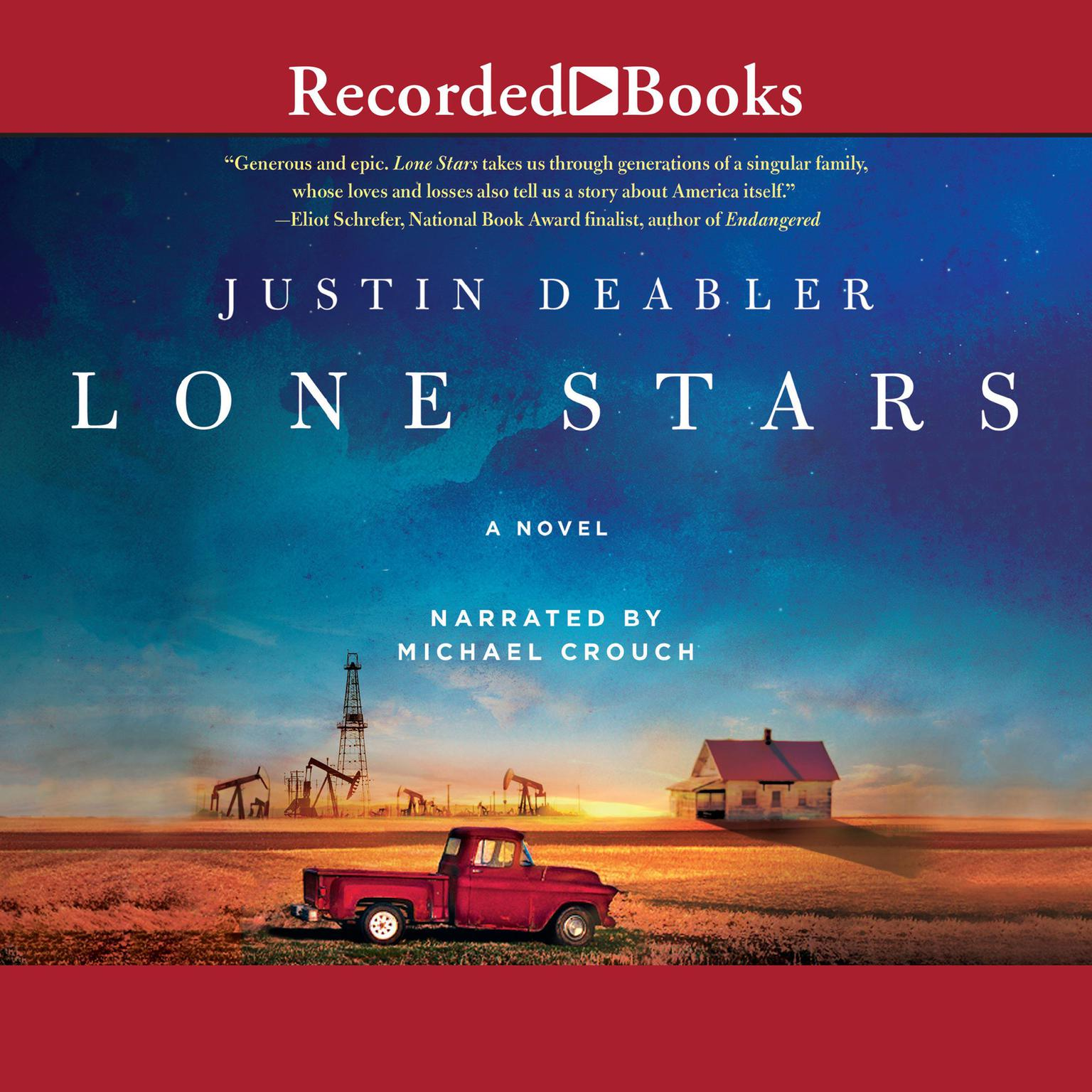 Lone Stars Audiobook, by Justin Deabler