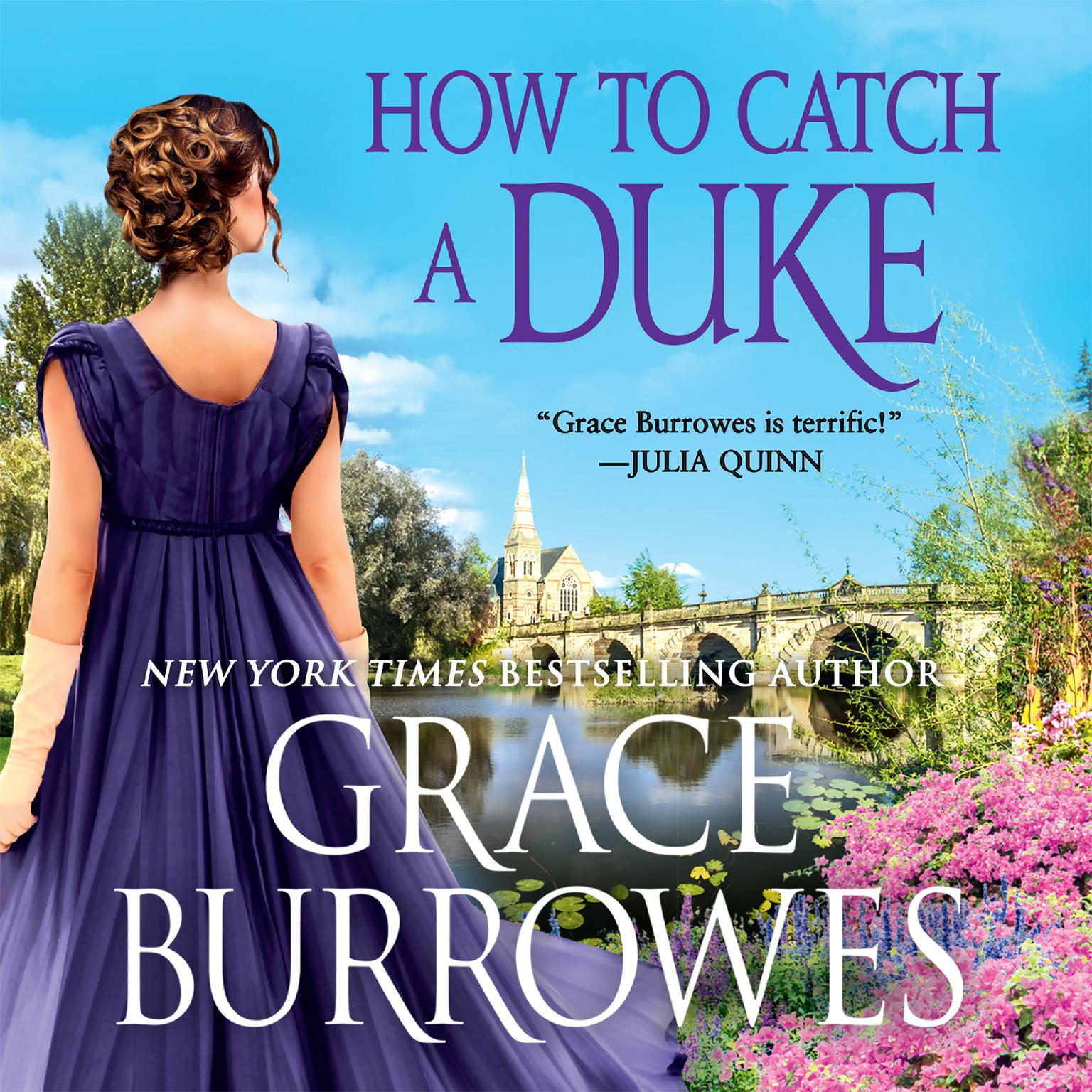 How to Catch a Duke Audiobook, by Grace Burrowes