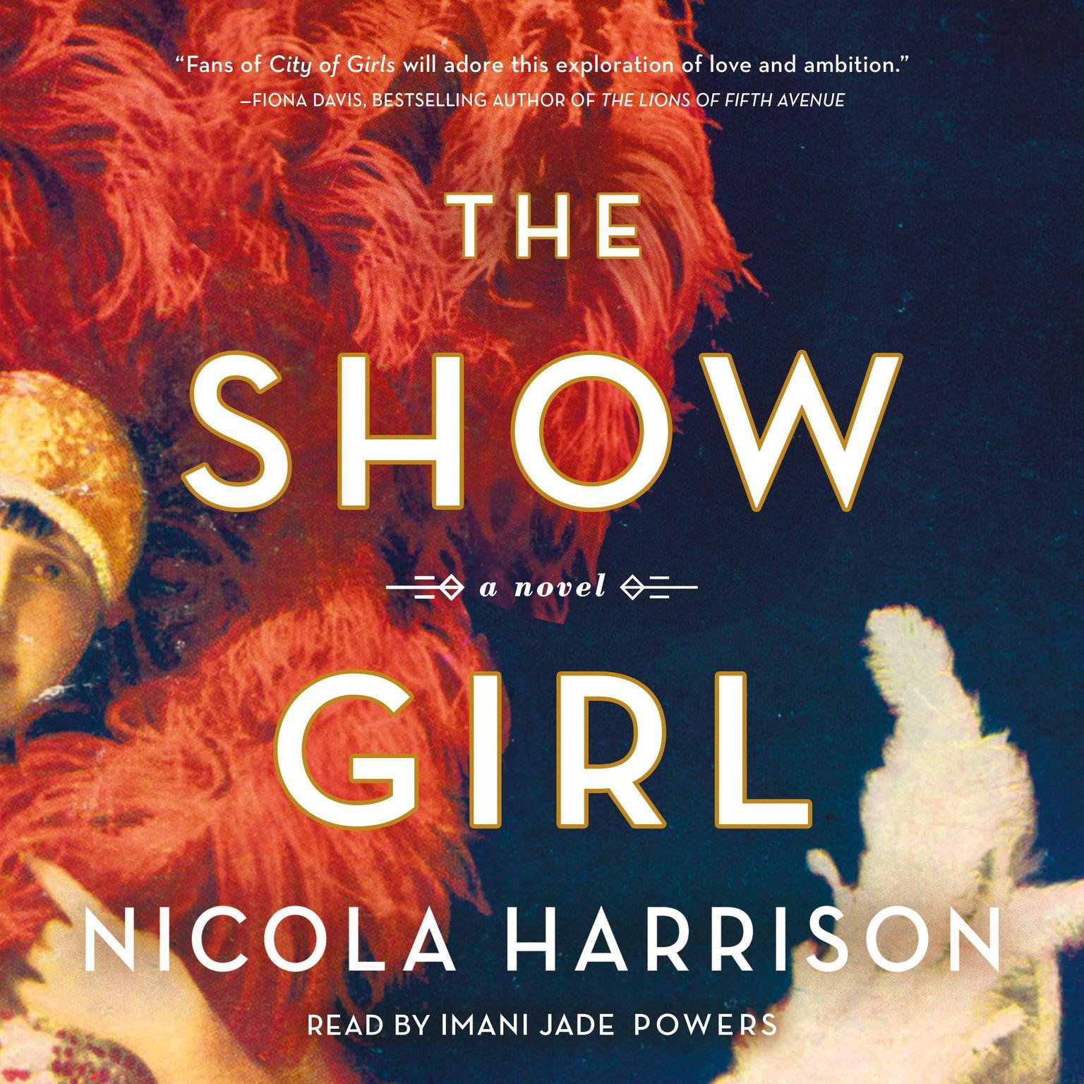The Show Girl: A Novel Audiobook, by Nicola Harrison