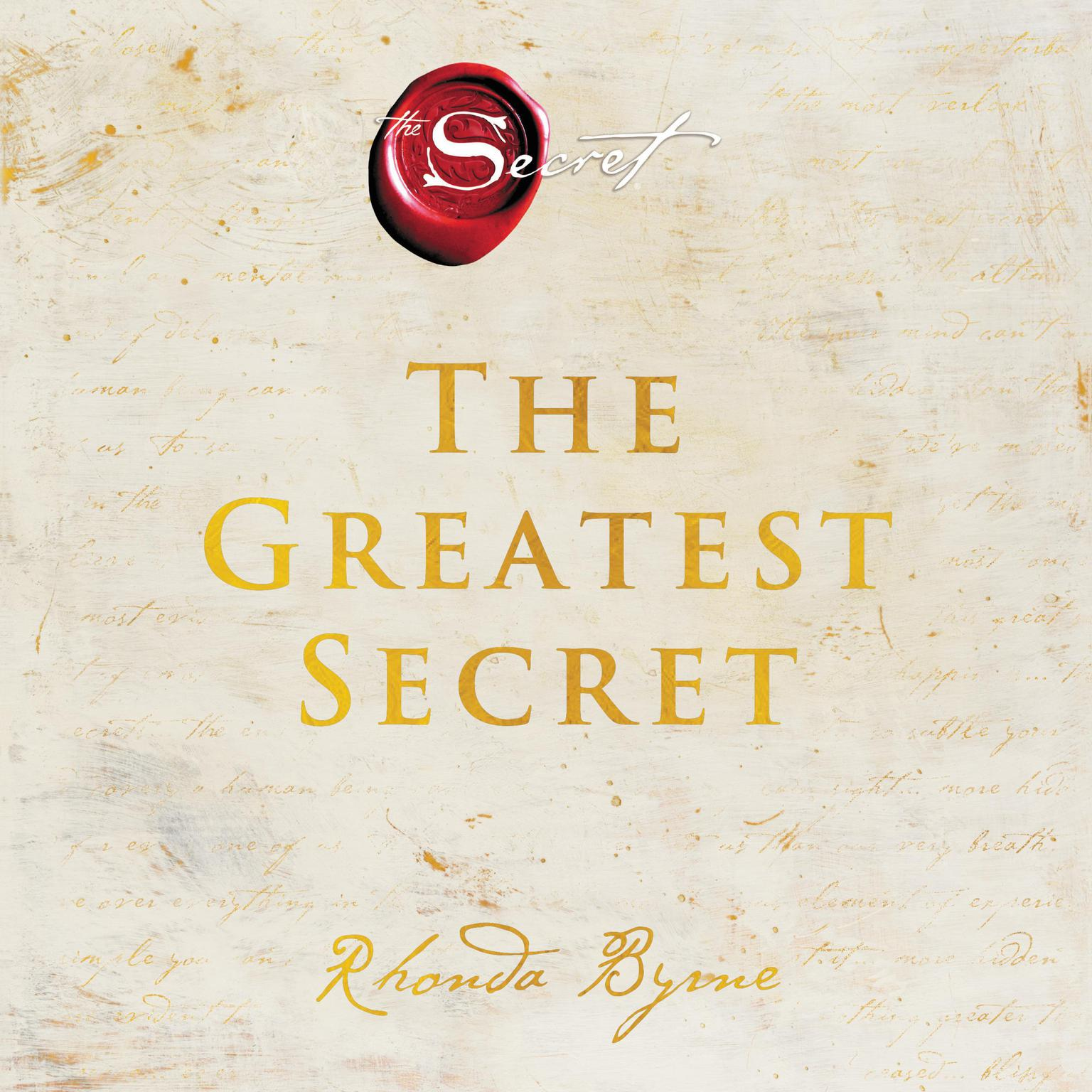 The Greatest Secret Audiobook, by Rhonda Byrne