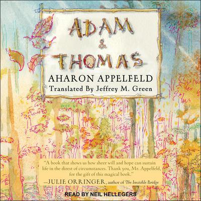 Adam and Thomas Audiobook, by Aharon Appelfeld