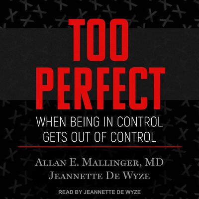 Too Perfect: When Being in Control Gets Out of Control Audiobook, by Allan E. Mallinger