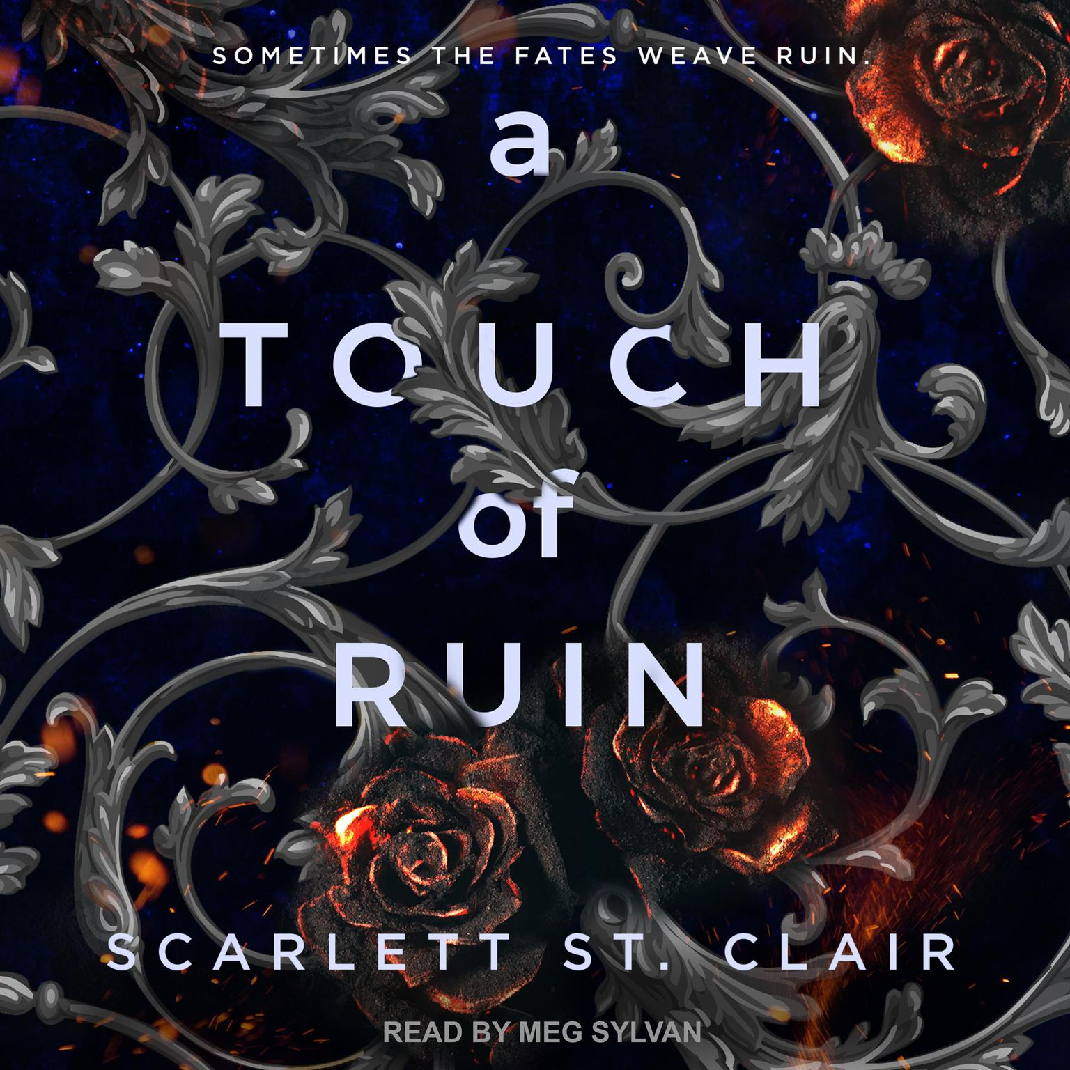 A Touch of Ruin Audiobook, by Scarlett St. Clair