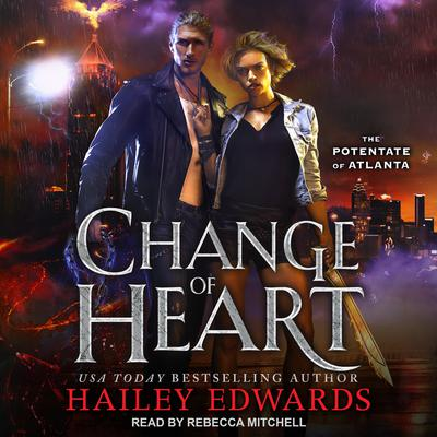 Change of Heart Audiobook, by Hailey Edwards