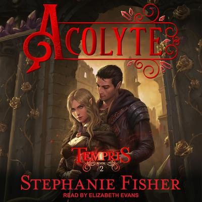 Acolyte Audiobook, by Stephanie Fisher