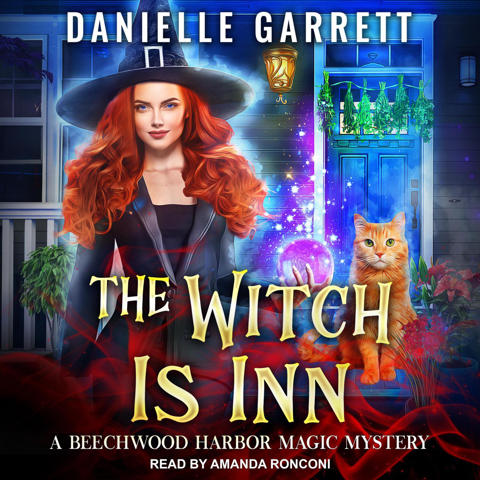 The Witch is Inn Audiobook, by Danielle Garrett