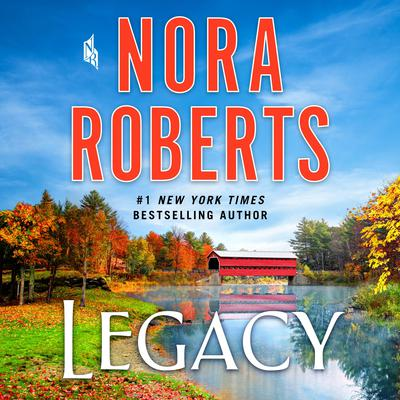 Legacy: A Novel Audiobook, by