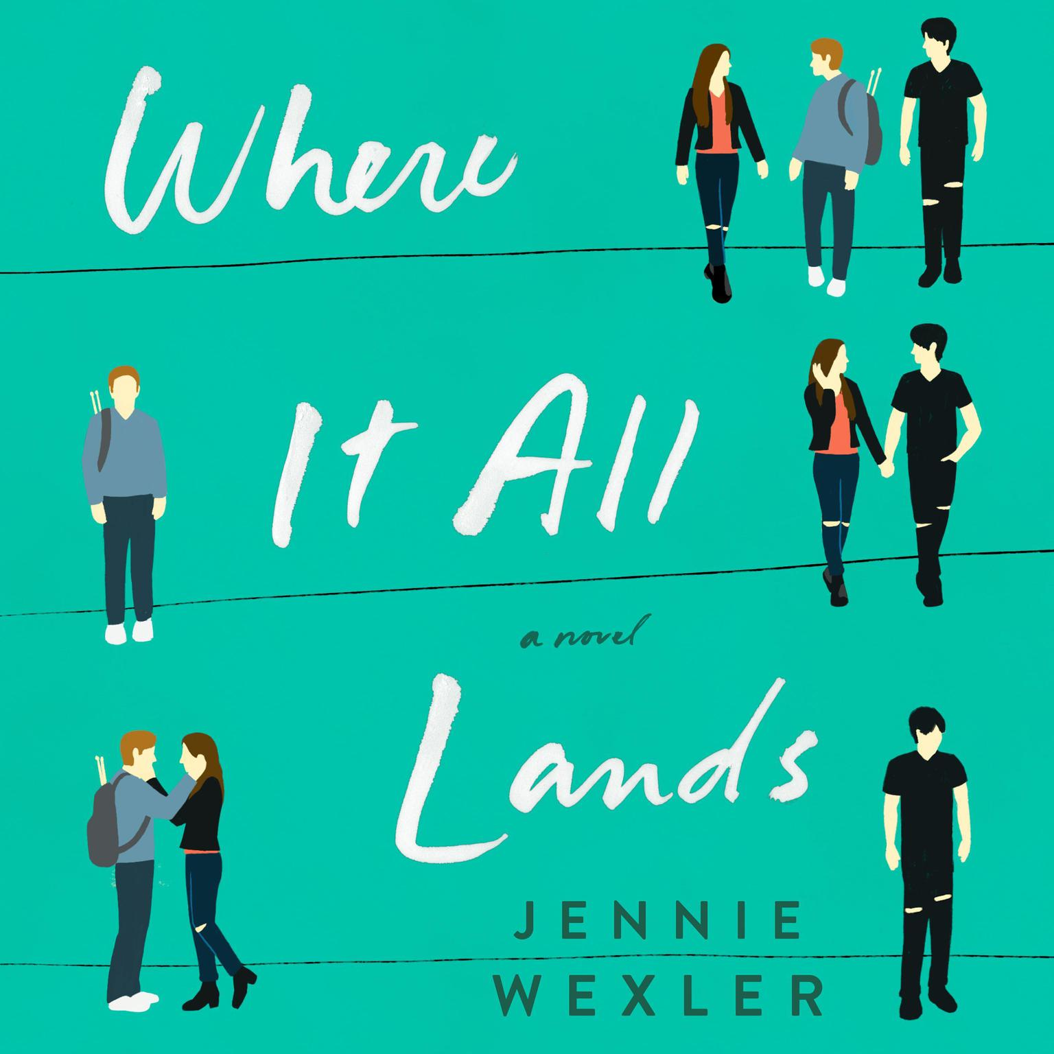Where It All Lands: A Novel Audiobook, by Jennie Wexler