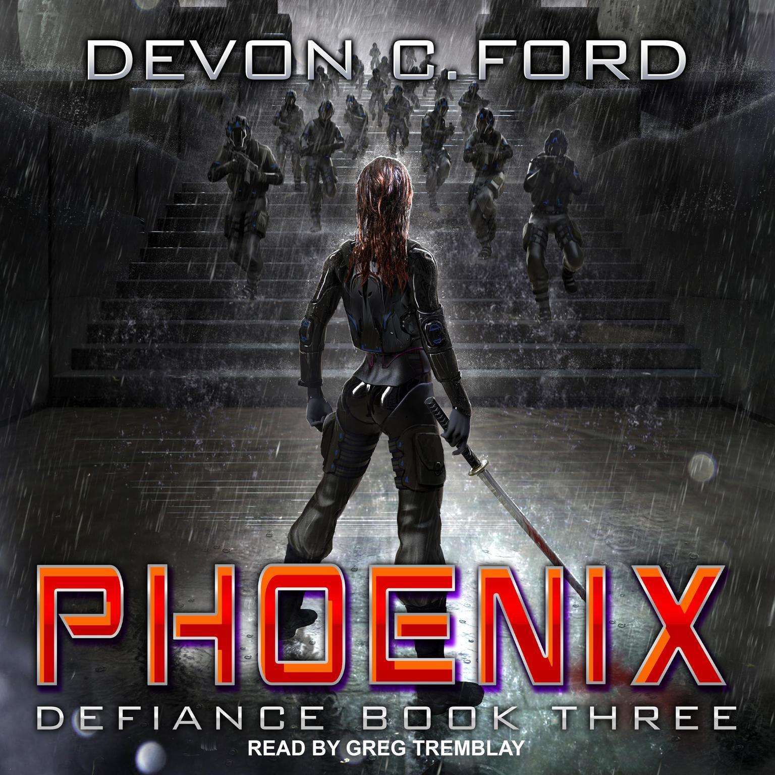 Phoenix Audiobook, by Devon C. Ford