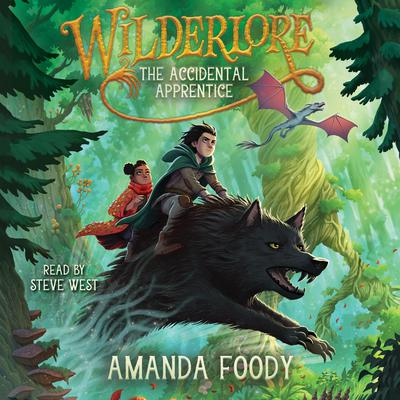 The Accidental Apprentice Audiobook, by Amanda Foody