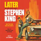 Later Audiobook, by Stephen King