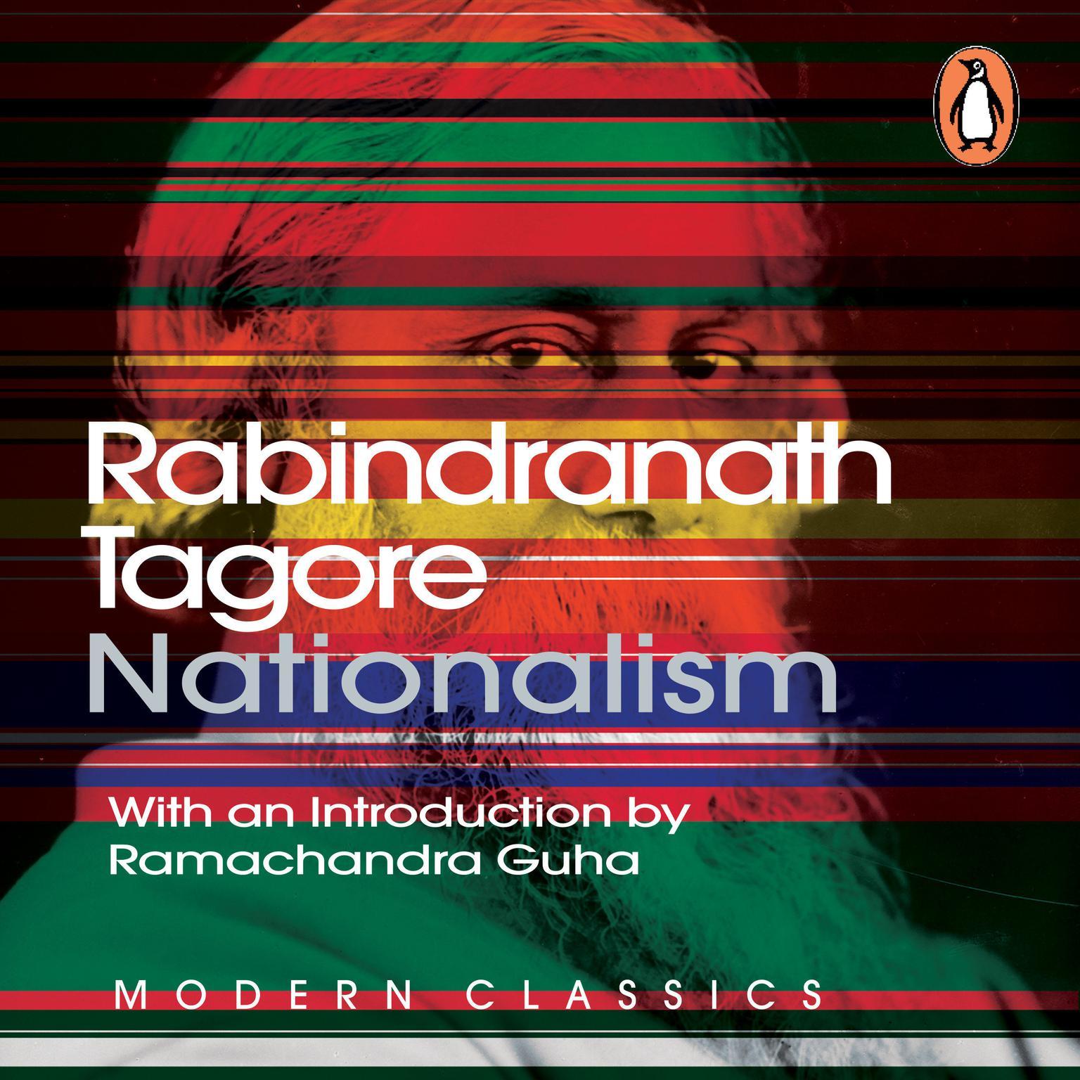 Nationalism Audiobook, by Rabindranath Tagore