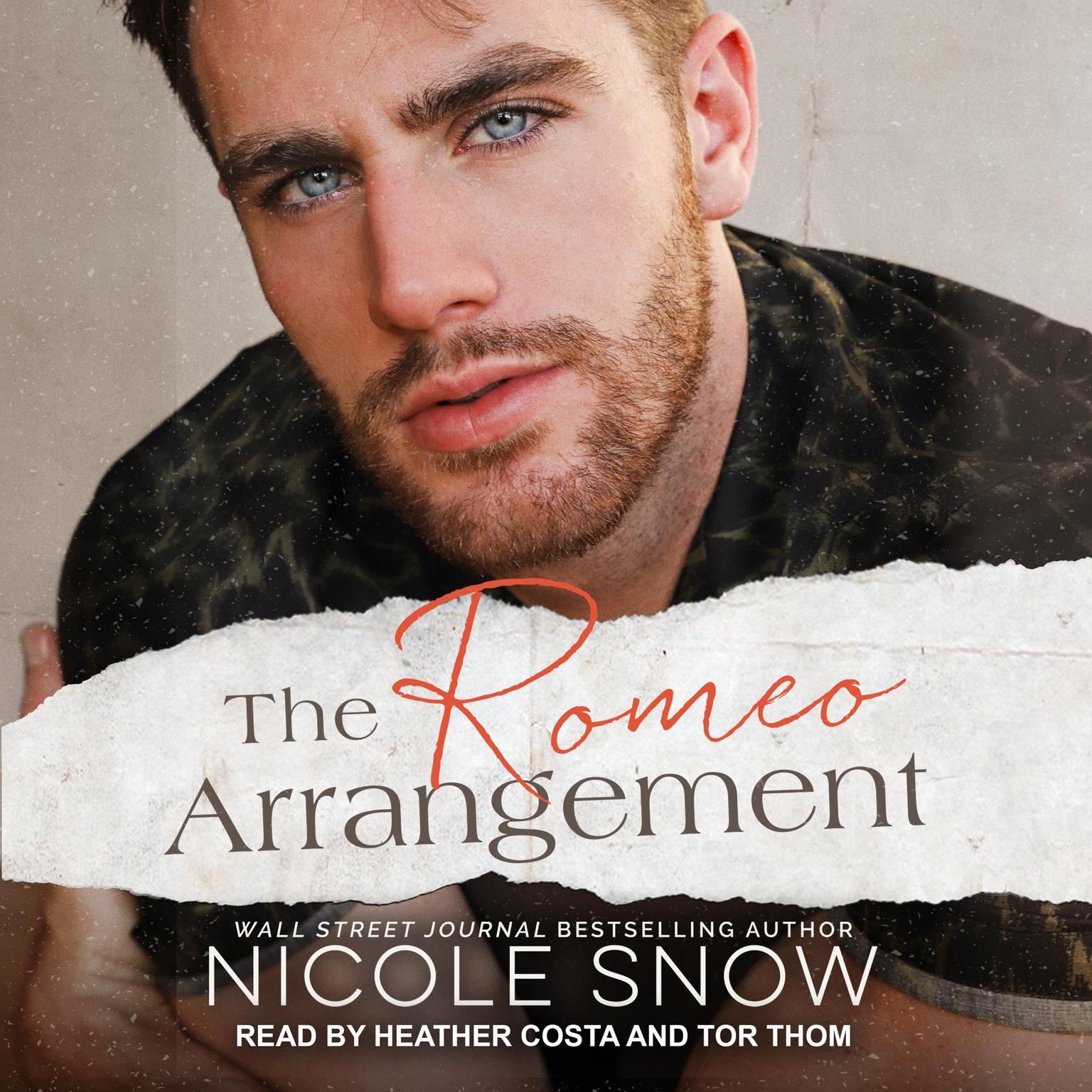 The Romeo Arrangement Audiobook, by Nicole Snow