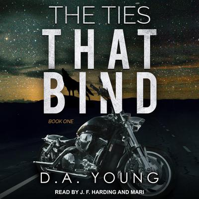 The Ties That Bind Book One Audiobook, by D. A. Young