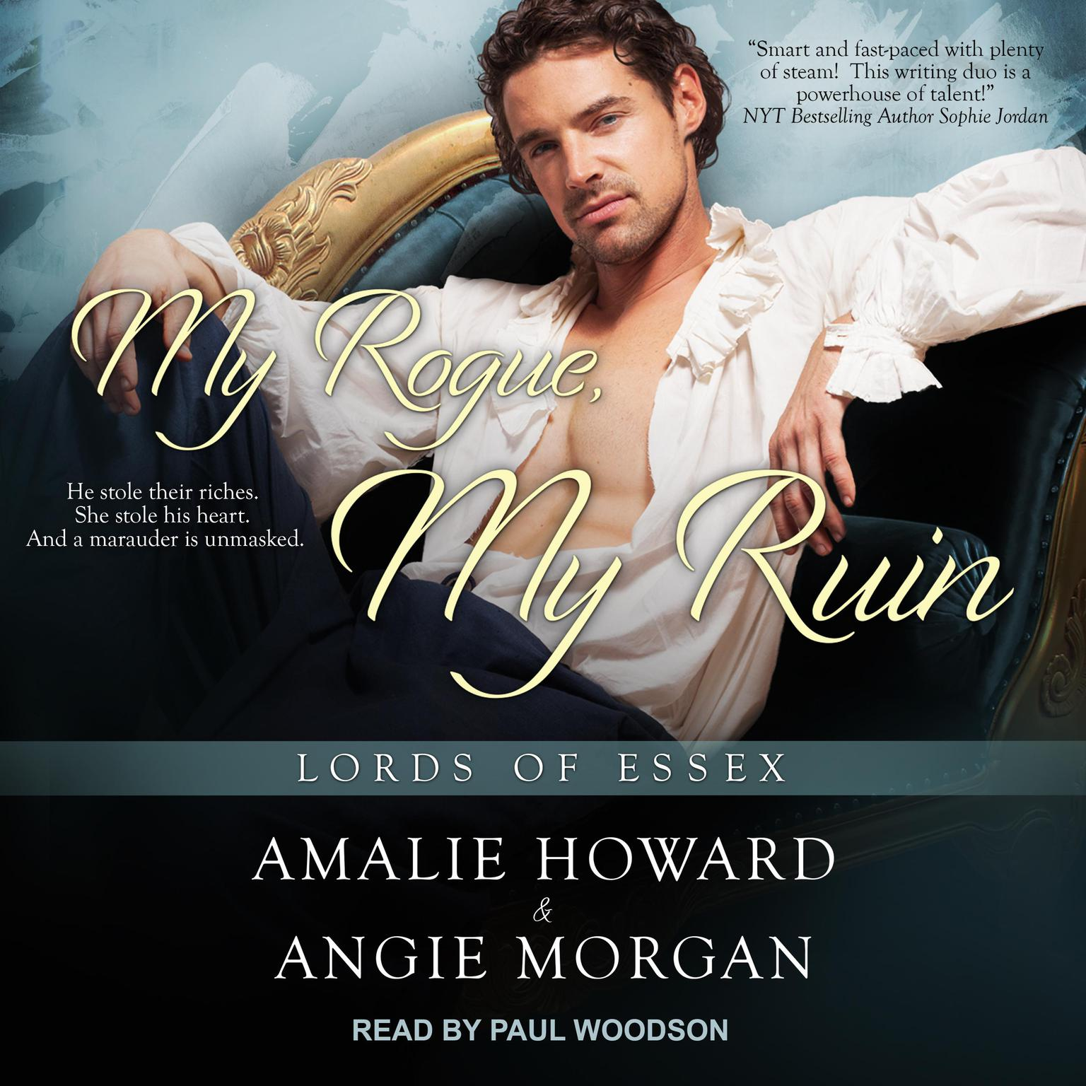 My Rogue, My Ruin Audiobook, by Angie Morgan