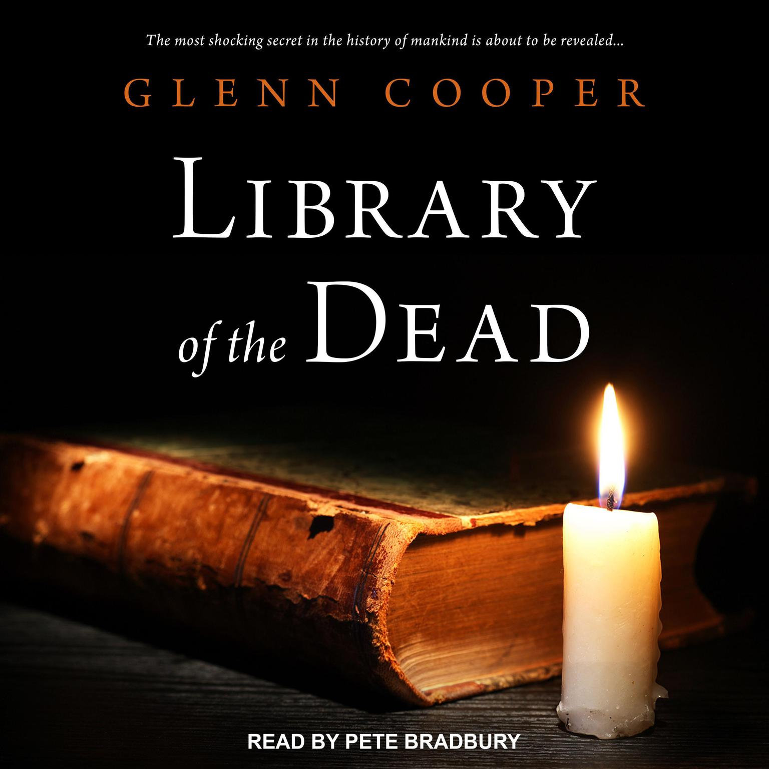 Library of the Dead Audiobook, by Glenn Cooper