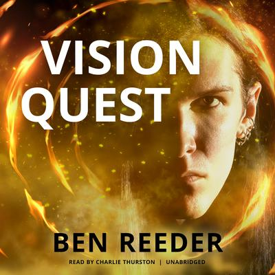 Vision Quest Audiobook, by Ben Reeder