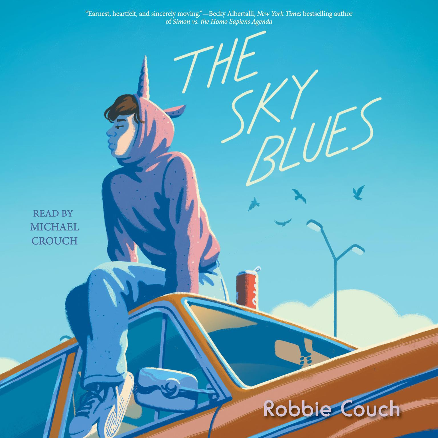 The Sky Blues Audiobook, by Robbie Couch