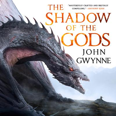 The Shadow of the Gods Audiobook, by John Gwynne