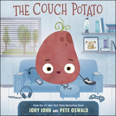 The Couch Potato Audiobook, by Jory John