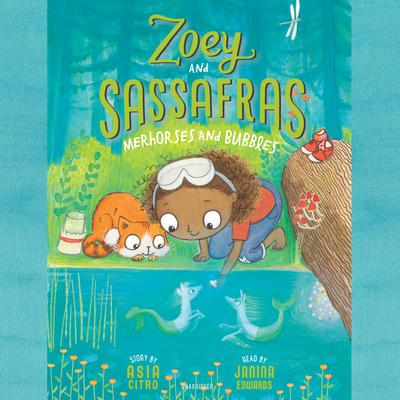 Zoey and Sassafras: Merhorses and Bubbles Audiobook, by