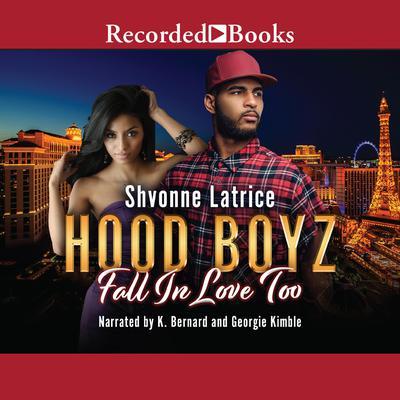 Hood Boyz Fall In Love Too Audiobook, by