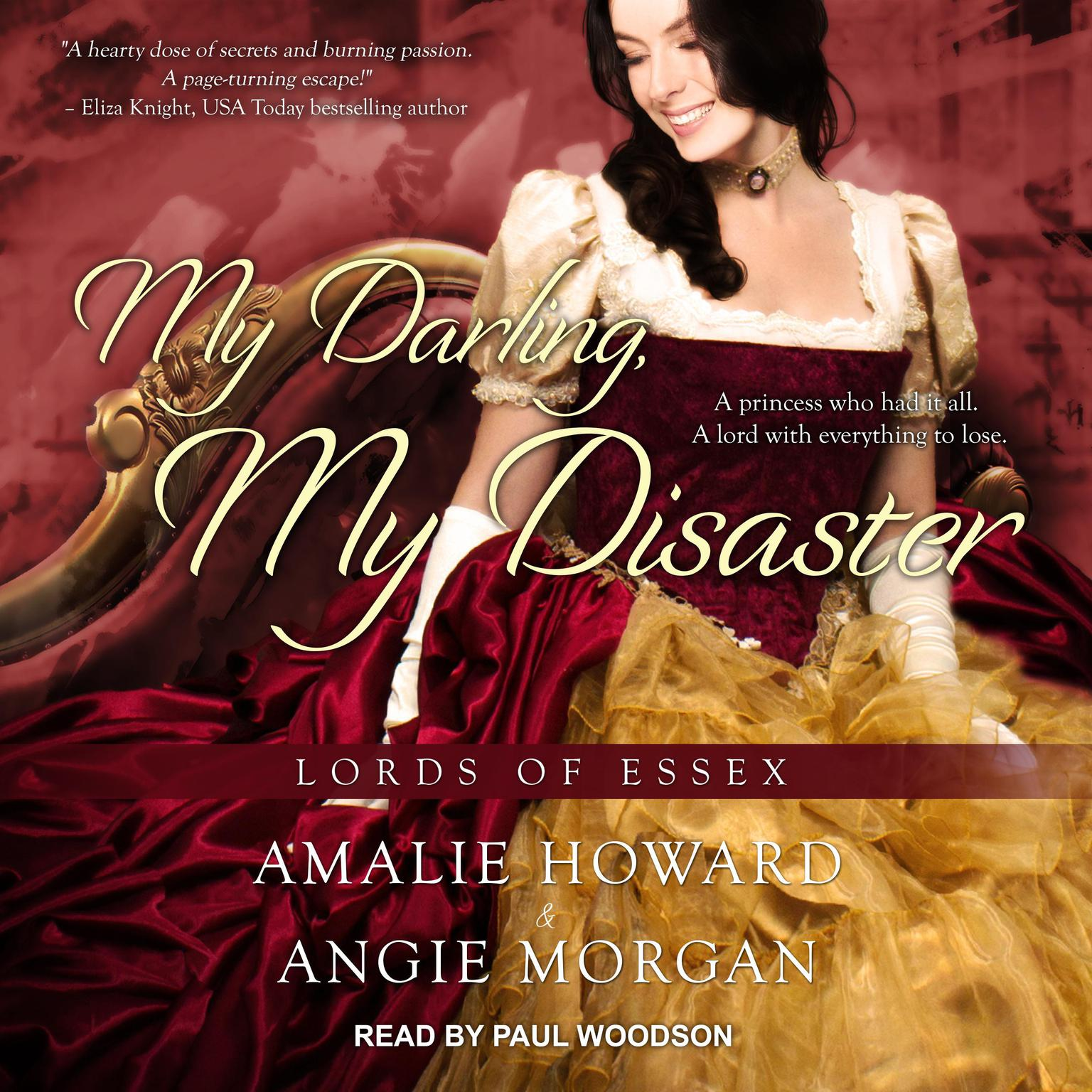 My Darling, My Disaster Audiobook, by Angie Morgan