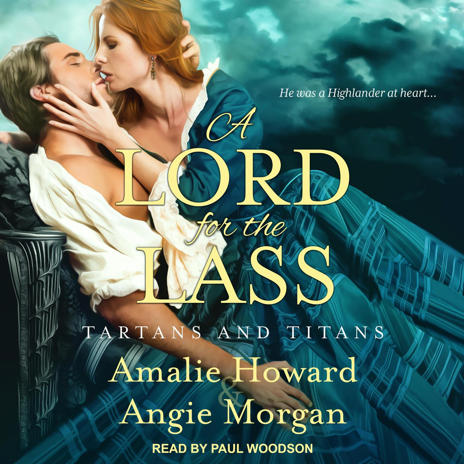 A Lord for the Lass Audiobook, by Angie Morgan