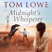 Midnight's Whisperer Audiobook, by Tom Lowe