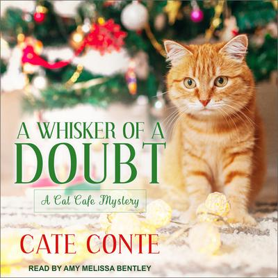 A Whisker of a Doubt: A Cat Cafe Mystery Audiobook, by