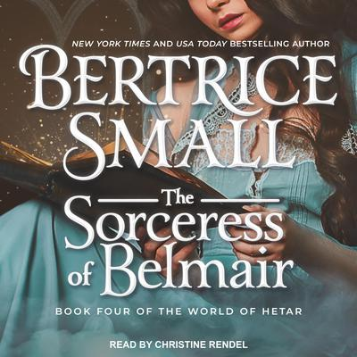 The Sorceress of Belmair Audiobook, by